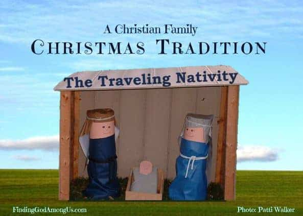 Traveling Nativity