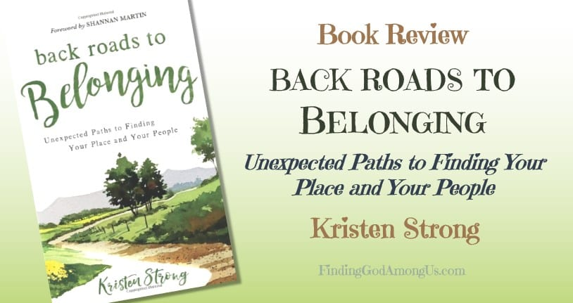 Back Roads to Belonging Book Review