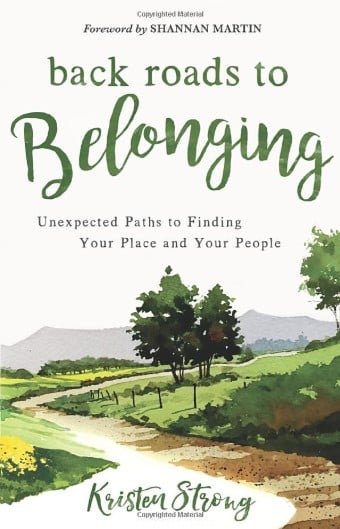 Back Roads to Belonging Book Cover Review