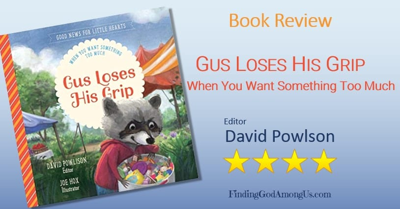 Gus Loses His Grip Book Review