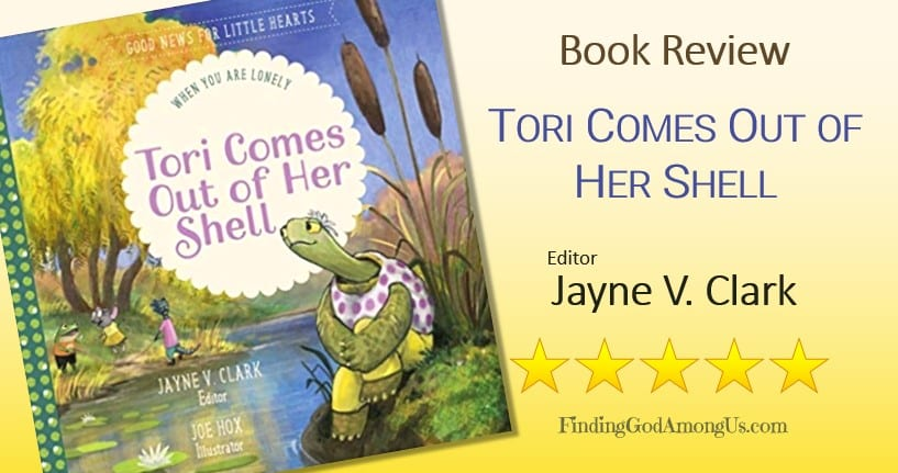Tori Comes Out of Her Shell Book Review