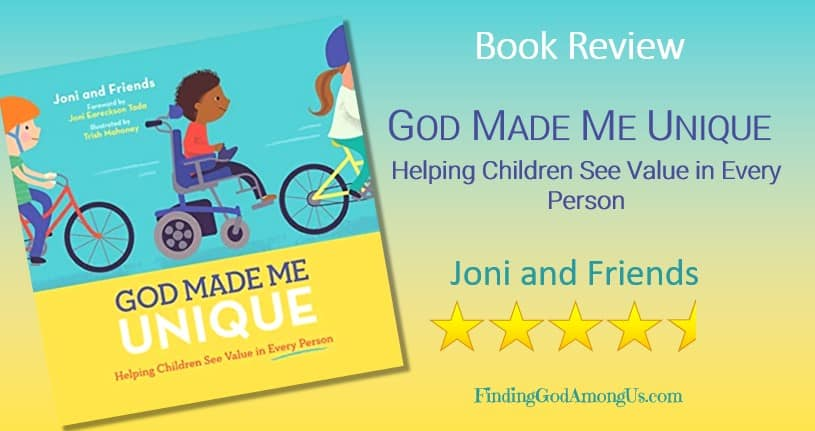 God Made Me Unique Book Review