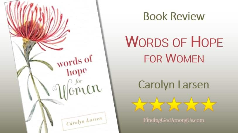 Words of Hope for Women Book Review