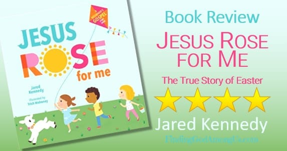 Jesus Rose for Me Book Review