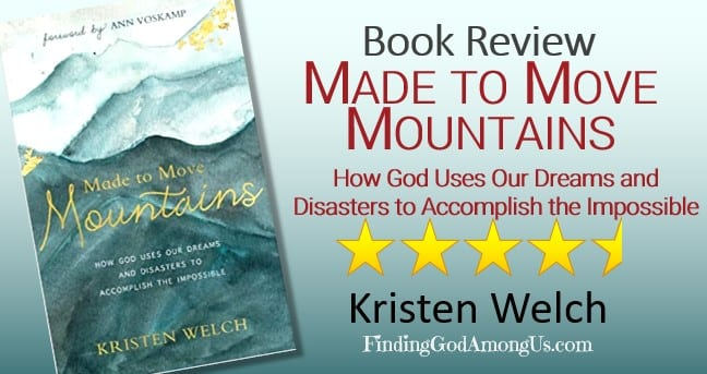 Made to Move Mountains Book Review