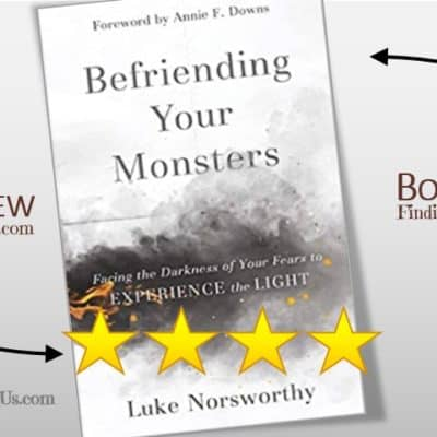 Befriending Your Monsters Book Review