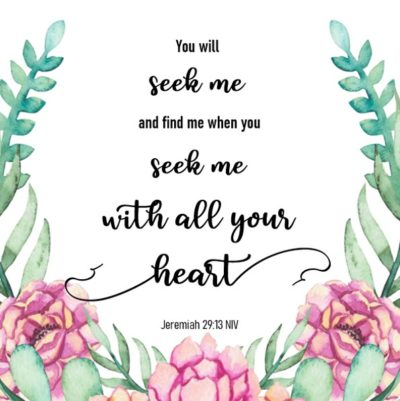Scripture Wall Art Downloadable