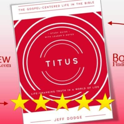 Titus Bible Study Book Review