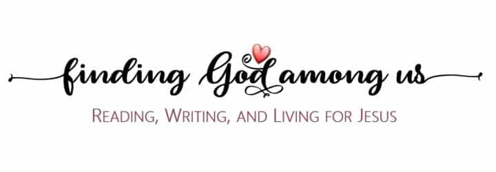 Finding God Among Us is all about reading, writing, and living for Jesus. Christian Book Reviews. Writing Services. Christian Inspiration.