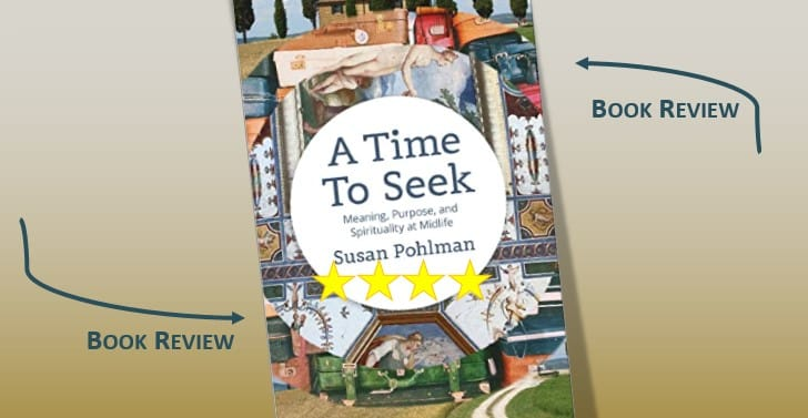 A Time to Seek Book Review Susan Pohlman 4-stars