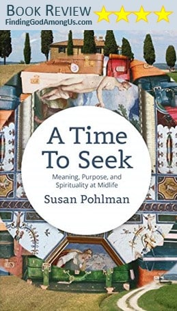 A Time to Seek Book cover 4-star Review Susan Pohlman