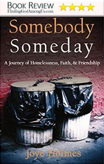 Somebody Someday Book Review. Author Joye Holmes Reviewer Sharon Hazel.