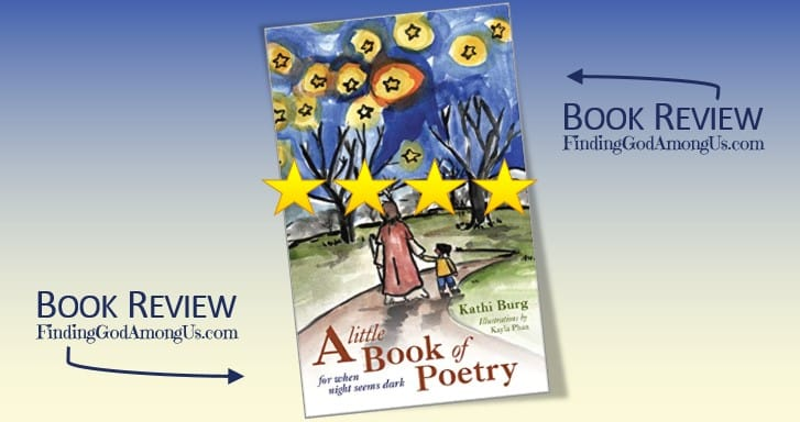 A Little Book of Poetry Book Review. Author Kathi Burg Reviewer Shirley Alarie