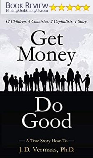 Get Money Do Good Book Review Vermaas Book Cover