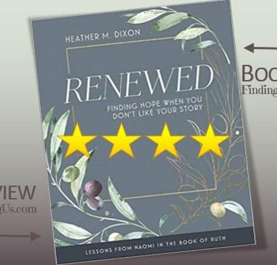 Renewed – Finding Hope Book Review
