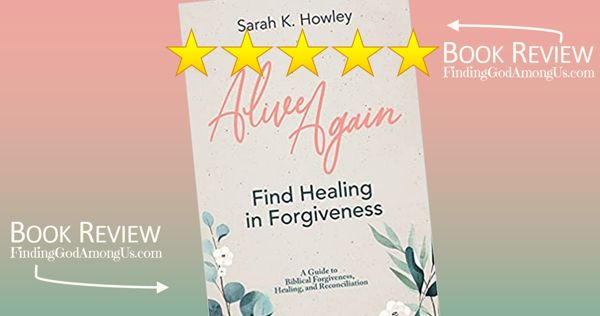 Alive Again Book Review Book Cover 5-stars