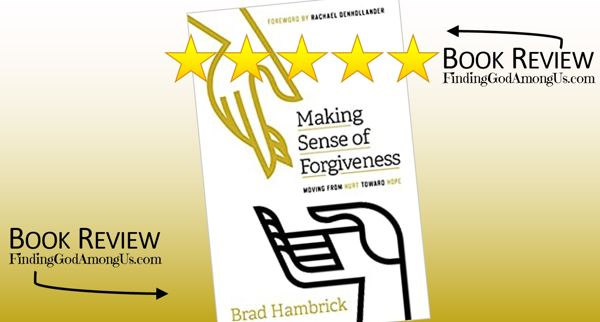 Making Sense of Forgiveness book cover with 5 star review
