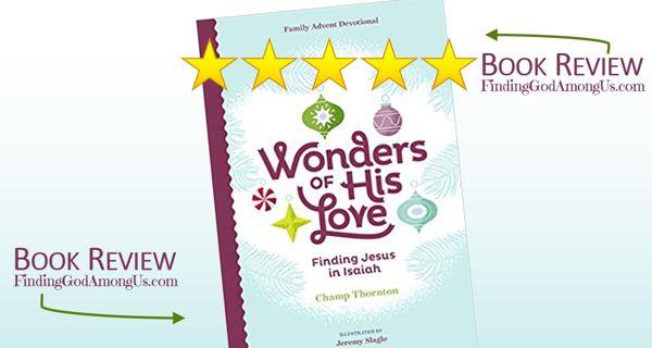 Wonders of His Love Book Cover